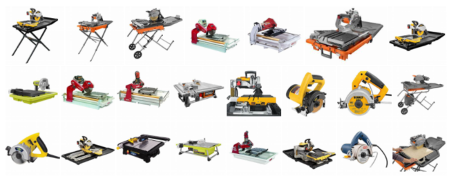 home depot tile saw rental blade and
