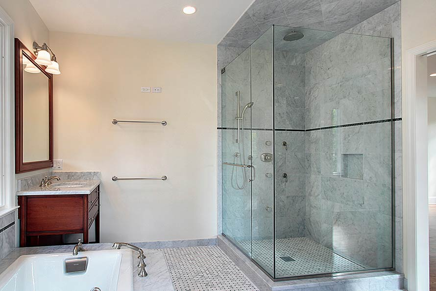 4 shower wall options for your next